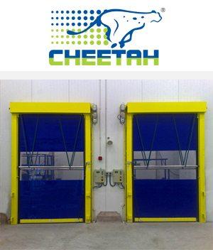 Rapid Roll Door - The Cheetah S50