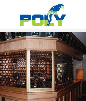 Polycarbonate Grille